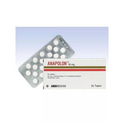 Safe Anapolon dose